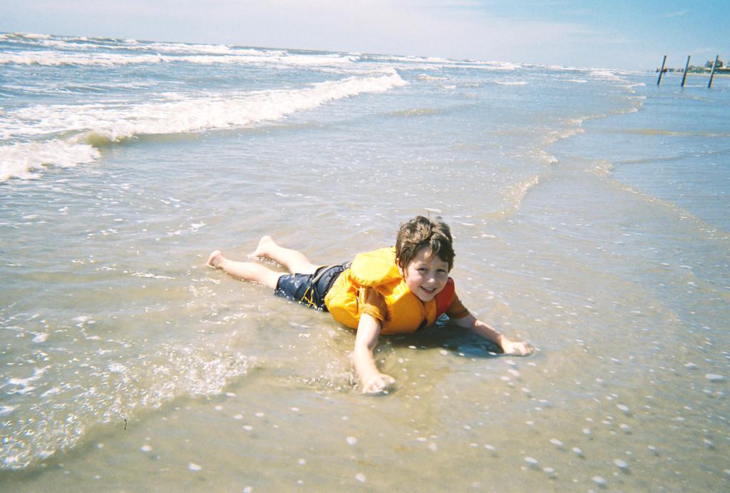 Stewert Beach Galveston
