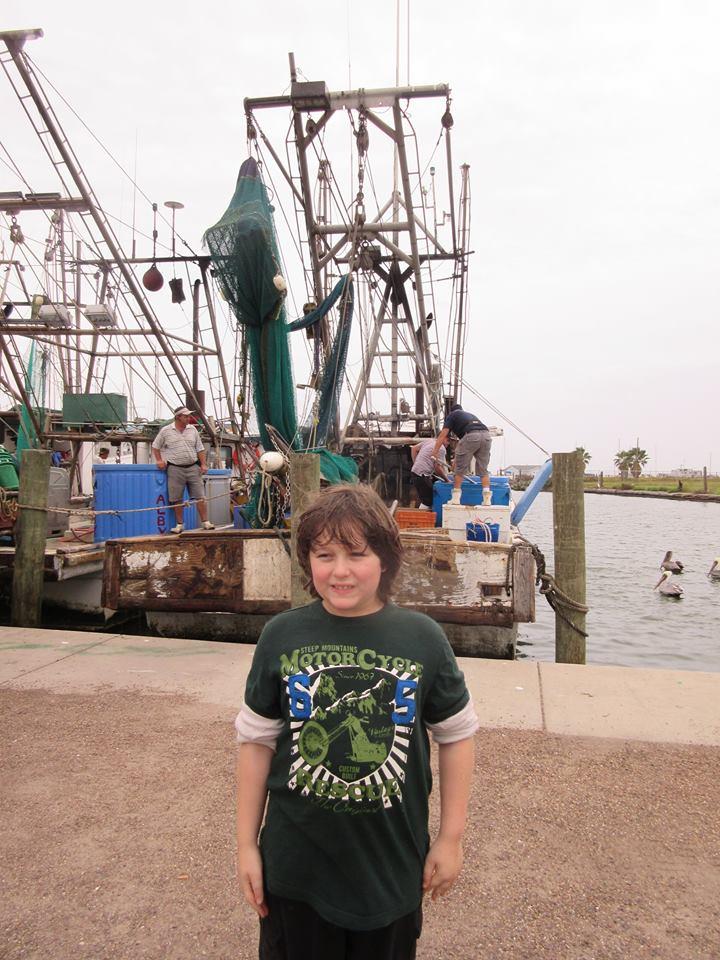 Christophershrimpboat